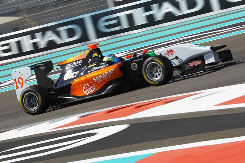 GP3 Series - 2014