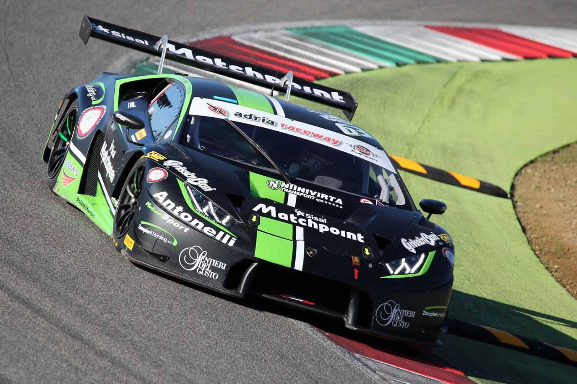 Campionato Italiano Gran Turismo - 2017